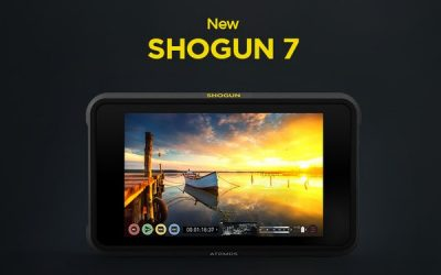 New Shogun 7, HDR Pro/Cinema Monitor-Recorder-Switcher