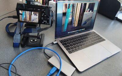 Kuidas teha oma videokaamerast või fotokast veebikaamera?