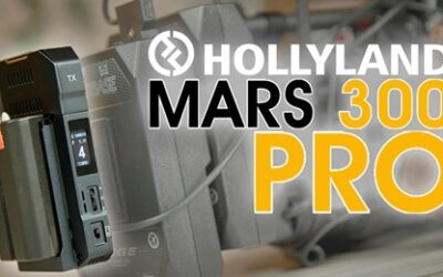 Hollyland has announced a new addition to their wireless lineup –  Mars 300 Pro – 3 new items